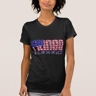 Fringe Element Tee Shirt