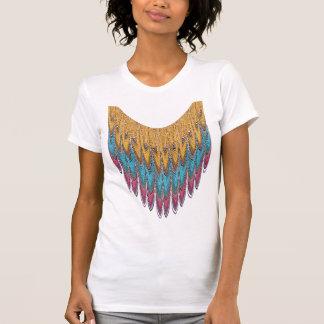 Fringe Fractal Art T-shirt