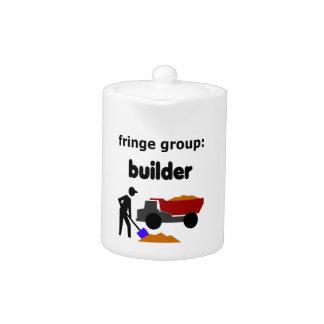 fringe group: builder