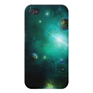 Fringe Universe iPhone 4/4S Covers