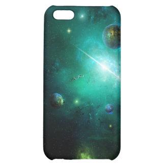Fringe Universe iPhone 5C Cover