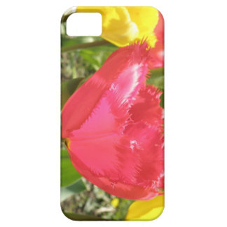 Fringed Tulips iPhone 5 Case