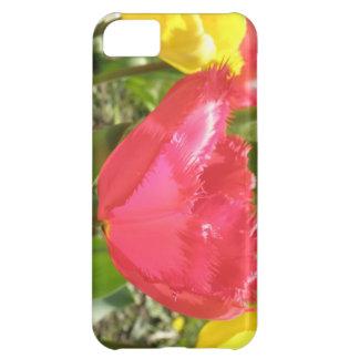 Fringed Tulips iPhone 5 Case
