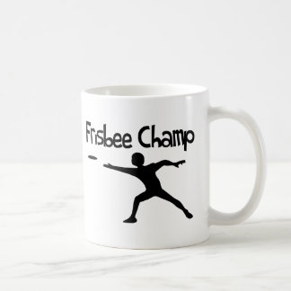 Frisbee Champ Coffee Mug