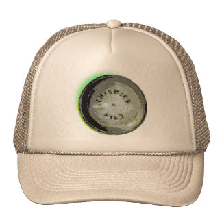 Frisbee Pie Tin Earth Colors Cap
