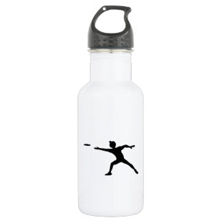 Frisbee Silhouette 532 Ml Water Bottle