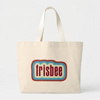 frisbee tote bag