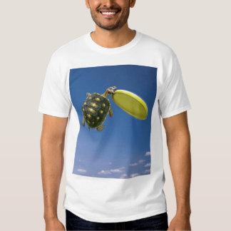 Frisbee Turtle Tshirts
