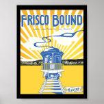 Frisco Bound Poster