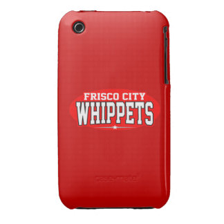 Frisco City High School Whippets iPhone 3 Cases