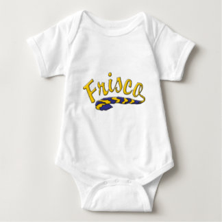 Frisco High School Tail Baby Bodysuit