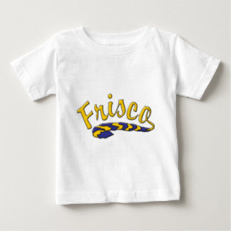 Frisco High School Tail Baby T-Shirt