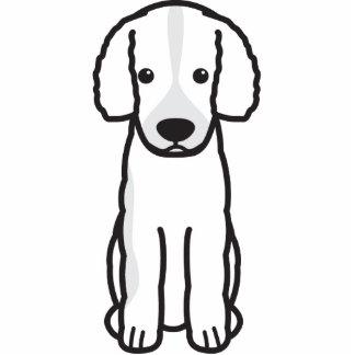 Frisian Water Dog Cartoon Photo Cutouts