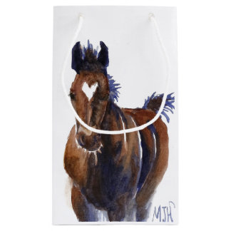 Frisky Foal Small Gloss Gift Bag