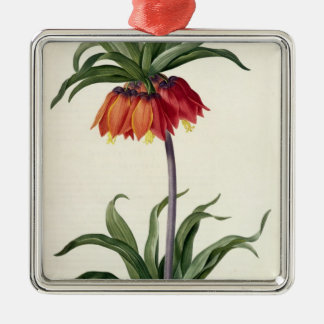 Fritillaria Imperialis from, `Les Lilacees', 1802- Christmas Ornament