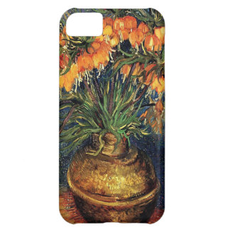Fritillaries in a Copper Vase by Van Gogh Cover For iPhone 5C