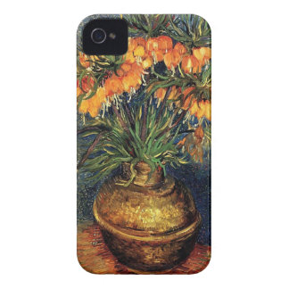 Fritillaries in a Copper Vase by Van Gogh Case-Mate iPhone 4 Case