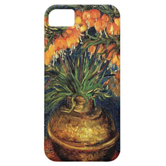 Fritillaries in a Copper Vase by Van Gogh iPhone 5 Cover