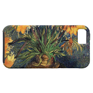 Fritillaries in a Copper Vase by Van Gogh. iPhone 5 Cases