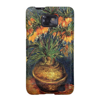 Fritillaries in a Copper Vase by Van Gogh Galaxy SII Cover