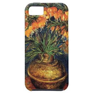 Fritillaries in a Copper Vase by Van Gogh iPhone 5 Covers