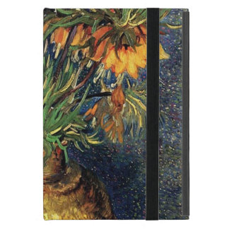 Fritillaries in a Copper Vase by Van Gogh Case For iPad Mini