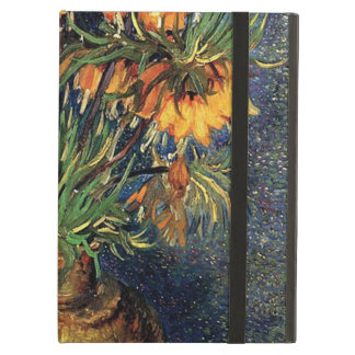 Fritillaries in a Copper Vase by Van Gogh iPad Cases