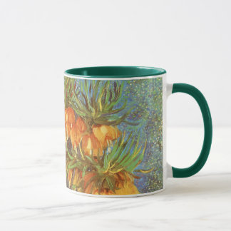 Fritillaries in a Copper Vase by Vincent van Gogh Mug