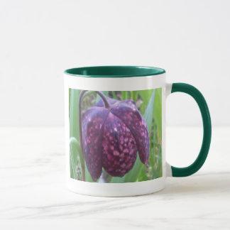Fritillary Flower Mug