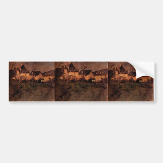 Frits Thaulow- Beaulieu Bumper Stickers