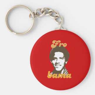 Frobama brown key chains