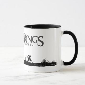 FRODO™, Sam, and Gollum Mug