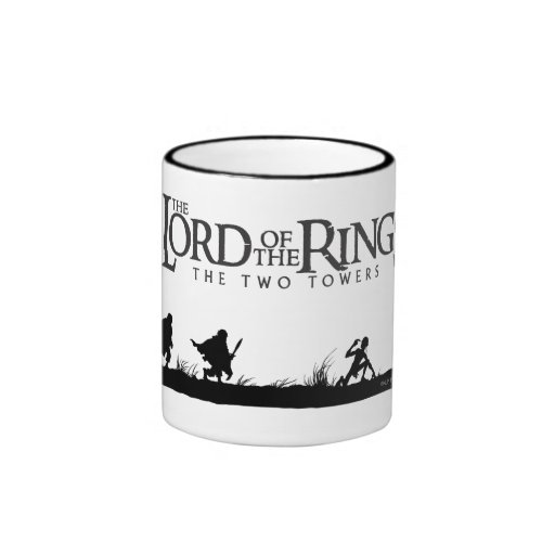 FRODO™, Sam, and Gollum Coffee Mug