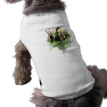 FRODO™ with Hobbits Vector Collage Pet Tshirt