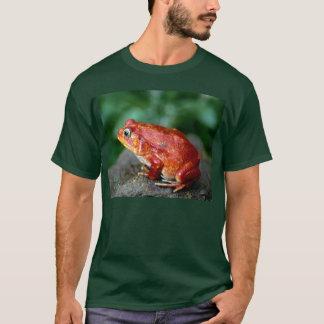 frog1_dark/bgrnd T-Shirt