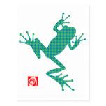 frog6 ポストカード