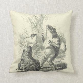 frog 1 cushion