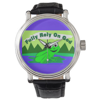 FROG-1 WATCH