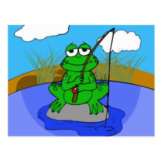 frog-29 postcard