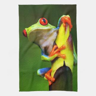 Frog 2 Kitchen Towels