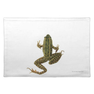 Frog 2 placemats