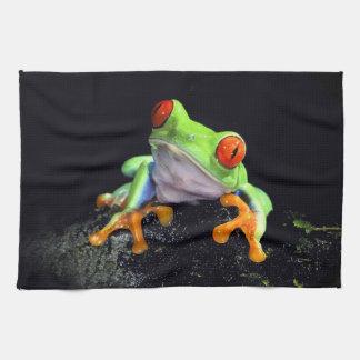 Frog 3 Kitchen Towels