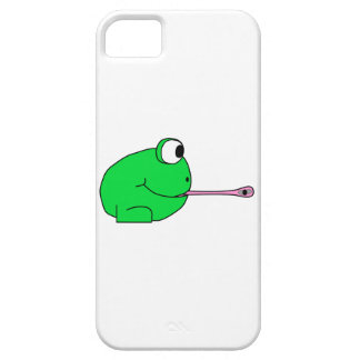 Frog and Fly. iPhone 5 Cover
