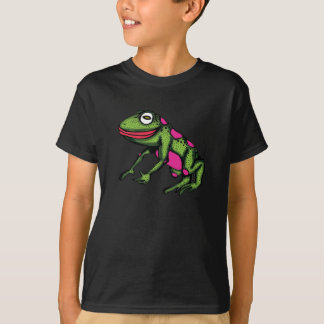 frog and fly T-Shirt