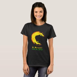 Frog and sun T-Shirt