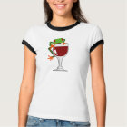 Frog and Wine T-Shirt