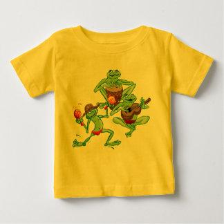 frog band tshirt