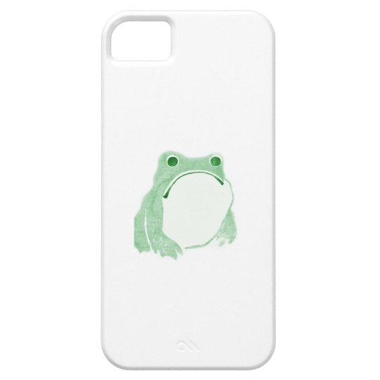 Frog Barely There iPhone 5 Case