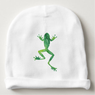 Frog Beanie Baby Beanie