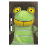 Frog Boy Dry Erase Whiteboards